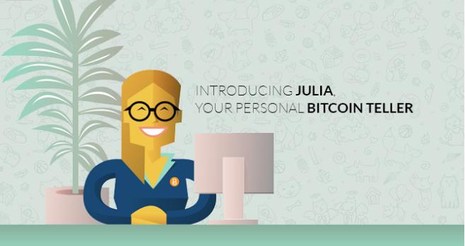 Personal Bitcoin Teller